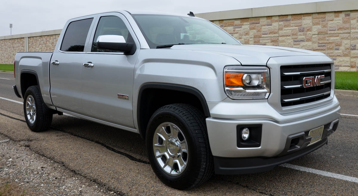 My new truck - 2014 GMC Sierra All Terrain SLE - 2014 ...