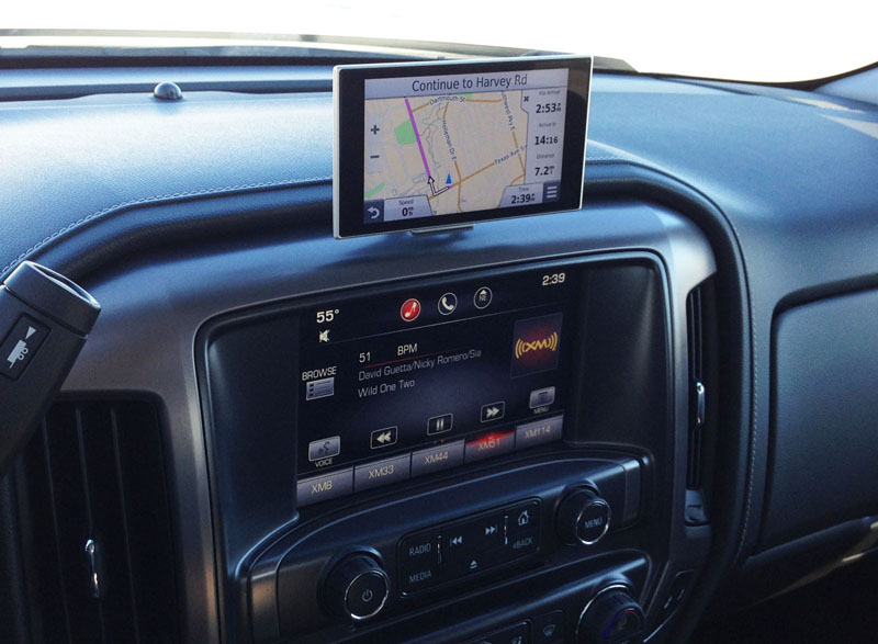 adding stand alone gps to 2014 2014 2018 silverado sierra mods gm. Black Bedroom Furniture Sets. Home Design Ideas