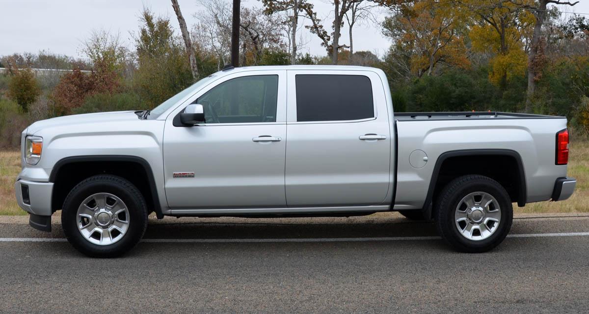 My new truck - 2014 GMC Sierra All Terrain SLE - 2014 ...